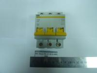 дифференциальный автомат IEK BA 47-29 3n 40A