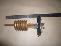 Нагрев. элемент 3200 Вт. на Фланце (овальный фланец 85/120мм) трубка термостата 220 мм в пакете Аристон.
