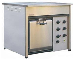 Плита электрическая с жарочным шкафом ПЭЖ-4