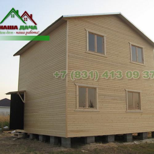 строительство каркасных домов и дач